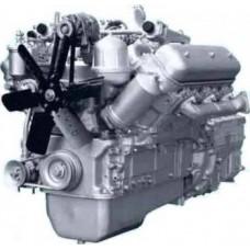 Двигатель 236М2-4 с эл.оборуд.(236М2-1000190) урал